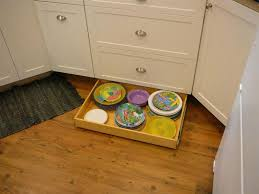 Toe Kick For Kitchen Cabinets by Spring Loaded Touch Open Toe Kick Drawers
