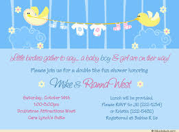 brunch invitation sle free baby shower invitations ideas for boys that best