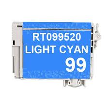 epson ink 99 light magenta t099520 99 compatible light cyan ink