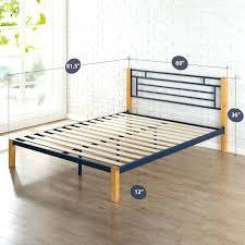 Platform Bed Frame King Size Cheap Wooden Bed Frames Singapore Wooden Super King Bed Frame King
