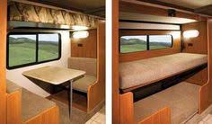 Class A Motorhome With Bunk Beds Interior Photos Of Travel Trailer With Bunk Beds Four Winds