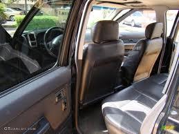 nissan frontier interior black interior 2001 nissan frontier sc v6 crew cab photo 47603522
