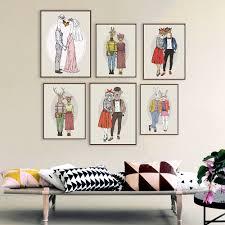 Giraffe Home Decor by Online Get Cheap Giraffe Poster Aliexpress Com Alibaba Group