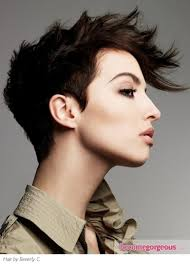 become gorgeous pixie haircuts resultat d imatges de mohawk haircut girl mohawk girls