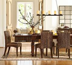 Pottery Barn Style Dining Rooms Dining Room Design Ideas - Pottery barn dining room chairs