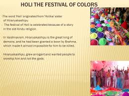 importance of in indian festivals in relation with the