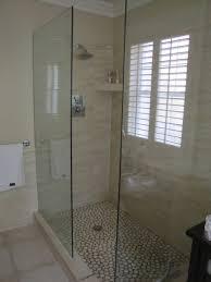 No Shower Door Walk In Shower No Door Dimensions Home Design Hay Us