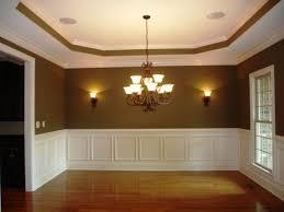 dining room trim ideas modern living room sofa cushions concrete wall 1489 dining room