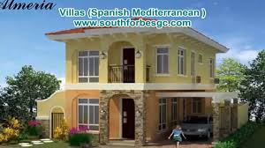 mediterranean house south forbes villas spanish mediterranean house and lot for sale