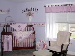 Purple Nursery Curtains by Colors For A U0027s Nursery Pictures Options U0026 Ideas Hgtv