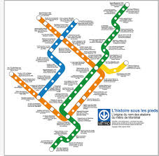 Subway Station Map by Montreal U0027s 68 Stm Metro Station Names Explained This Map Shows It