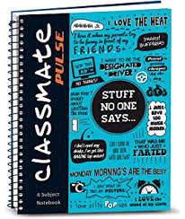 classmate notepad classmate premium 6 subject notebook a4 soft cover 300 pages