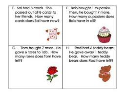 subtraction word problems day word problems kindergarten addition and subtraction within 10