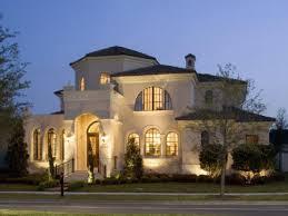 Spanish Mediterranean Style Homes Bungalow Paint Schemes House Plans Mediterranean Style Homes
