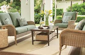 Outdoor Furniture At Home Depot by Create U0026 Customize Your Patio Furniture Lemon Grove Collection