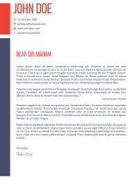 Resume Cover Letter Example Template by How To Write Cover Letters Pomona College In Claremont Cover