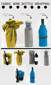 wine bottle wraps beverages archives simple home diy ideas