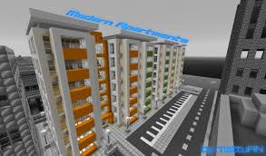 Modern Apartment by Modern Apartments Minecraft Project