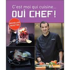 livre de cuisine cyril lignac oui chef 6 tome 6 broché cyril lignac eric fenot achat livre