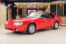 mustang supercharged for sale 1990 ford mustang for sale carsforsale com