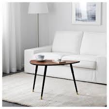 lövbacken side table medium brown 77x39 cm ikea sale ikea