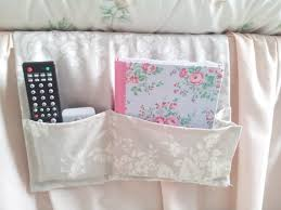 Armchair Tidy Bed Organizer Pattern Remote Caddy Bed Caddy Remote Control