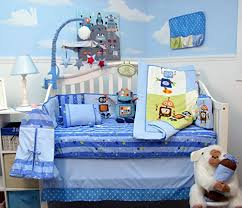 Bedding Sets Crib Soho Mechanical Heros Baby Crib Nursery Bedding Set 14 Pcs Baby