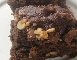 how to make christmas chocolate walnut brownie with fudge