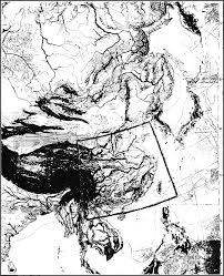 China River Map by Popular Science Monthly Volume 82 February 1913 The Geologic