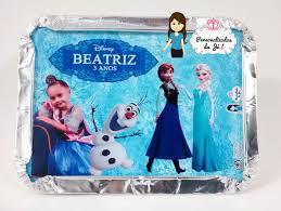 Amado Marmitinha Frozen | Elo7 #ZL33