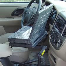 mobile laptop desk for car 2013 2018 ford escape jotto desk mobile laptop mount jotto 425
