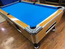 used valley pool table table 060317 valley used coin operated pool table used coin