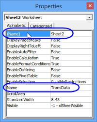 excel worksheet macros