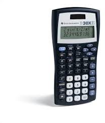 calculator sle size amazon com texas instruments ti 30x iis 2 line scientific
