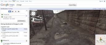 Chicago Google Map by Google Map Of San Francisco California Usa Nations Online Project