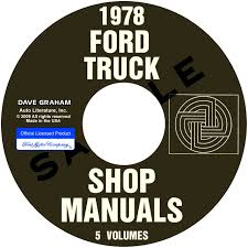 28 1978 f150 repair manual 106034 practical car manuals