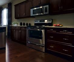 shaker style cabinets in casual kitchen kitchen craft cabinetry