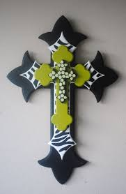 Decorative Wooden Crosses For Wall 51 Best Cross My Heart Images On Pinterest Wood Crosses