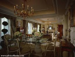 Royal Dining Room by Dining Table And Cream Wall And Ceiling Design With Modern