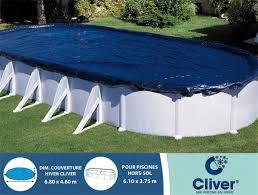 Cash Piscine Marmande by Couverture Hiver Hors Sol Ovale 06 10x3 70m Cash Piscines