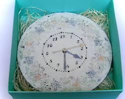 Scandinavian Wall Clock Scandinavian Clock Etsy