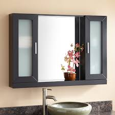 Double Sided Bathroom Mirror by Bathroom Medicine Cabinets Signature Hardware
