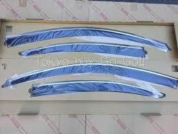 lexus is300 oem parts lexus is350 is300 is250 isf window visor new genuine oem parts