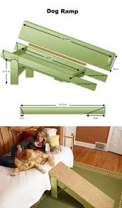 the 25 best dog ramp for bed ideas on pinterest