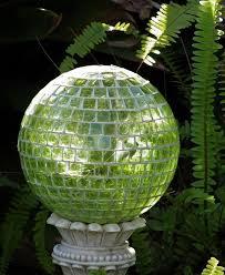 129 best gazing balls images on garden garden