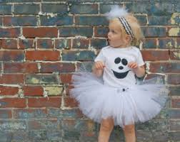 Toddler Ghost Halloween Costume Toddler Costume Etsy