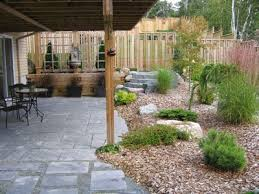 Picture Of Decks And Patios Precast Flagstone Patio Under Deck Traditional Patio Gardening