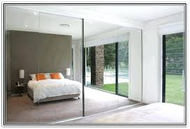 Closet Door Sliding Mirrored Sliding Closet Door Image Of Mirrored Sliding Closet