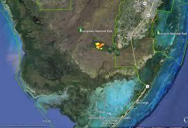 Google Florida Map by Florida U2013 Page 4 U2013 Wildfire Today