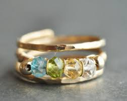 grandmother rings grandmothers ring etsy